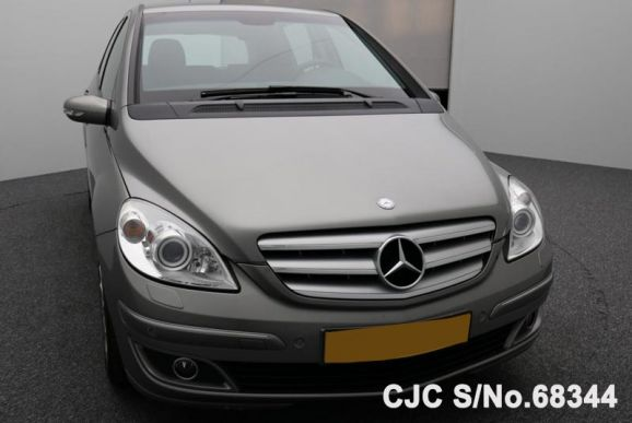 2007 Mercedes Benz / B Class Stock No. 68344