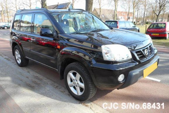 2002 Nissan / X-Trail Stock No. 68431