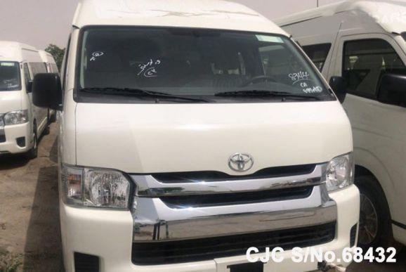 2018 Toyota / Hiace Stock No. 68432