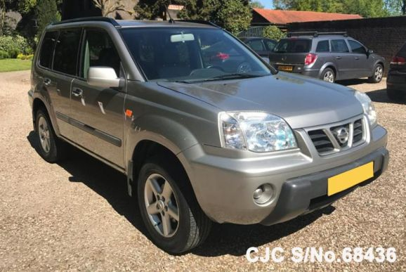 2003 Nissan / X-Trail Stock No. 68436