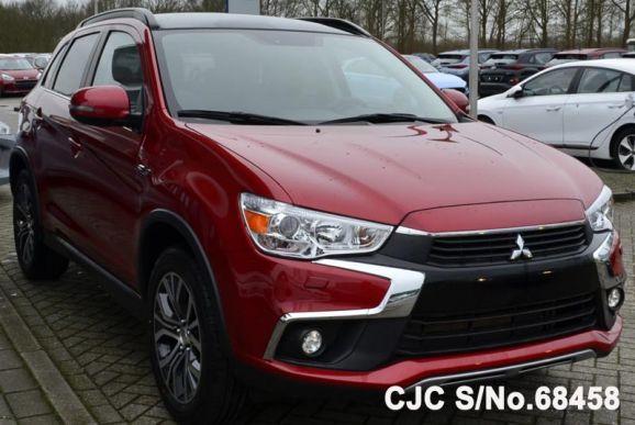 2018 Mitsubishi / ASX Stock No. 68458