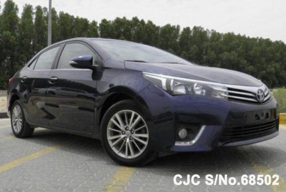2015 Toyota / Corolla Stock No. 68502