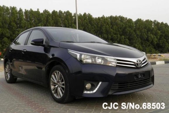 2015 Toyota / Corolla Stock No. 68503