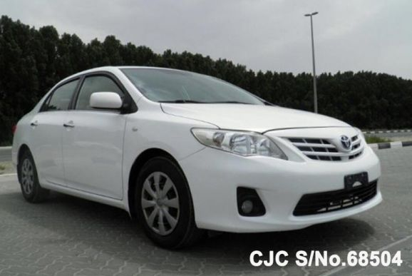 2012 Toyota / Corolla Stock No. 68504
