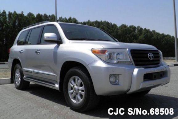 2012 Toyota / Land Cruiser Stock No. 68508