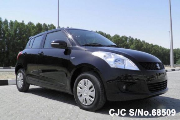 2015 Suzuki / Swift Stock No. 68509