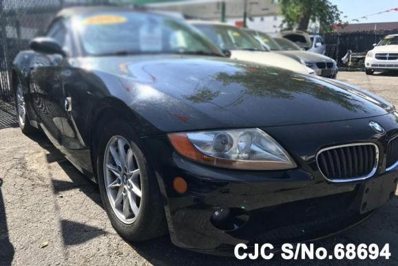 2005 BMW / Z4 Stock No. 68694