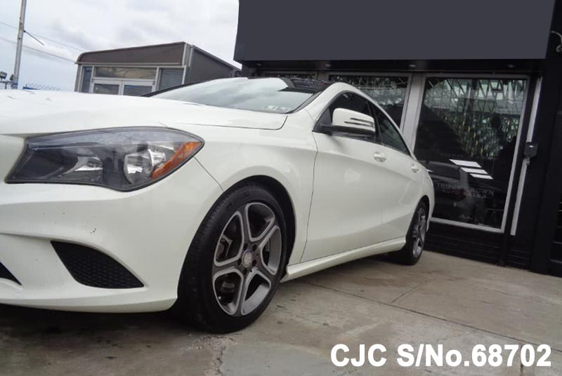 2014 Mercedes Benz / CLA Class Stock No. 68702