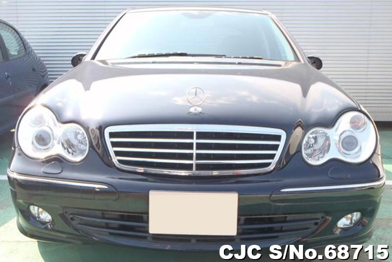 2006 Mercedes Benz / C Class Stock No. 68715