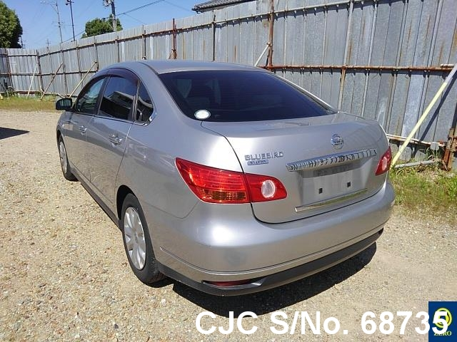 2009 Nissan / Bluebird Sylphy Stock No. 68735