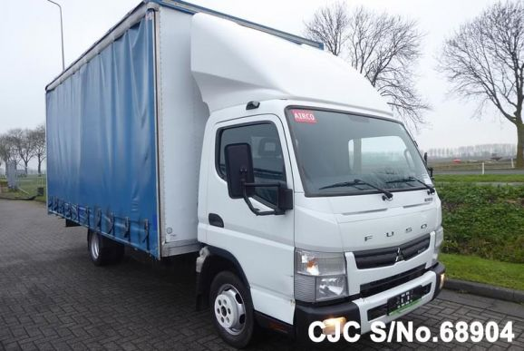 2014 Mitsubishi / Canter Stock No. 68904