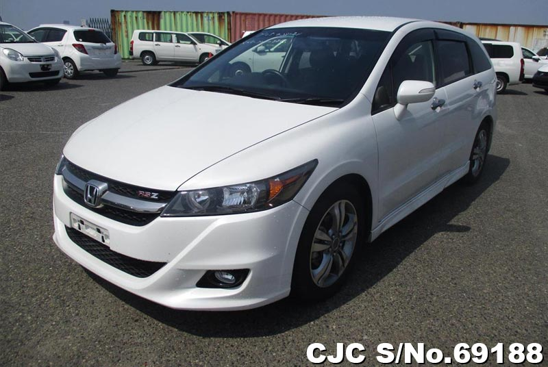 2013 Honda / Stream Stock No. 69188