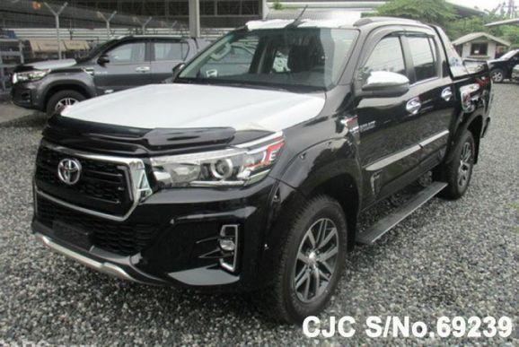 2018 Toyota / Hilux / Revo Stock No. 69239