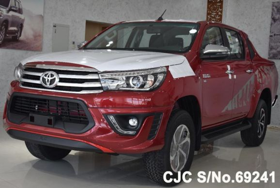 2018 Toyota / Hilux Stock No. 69241