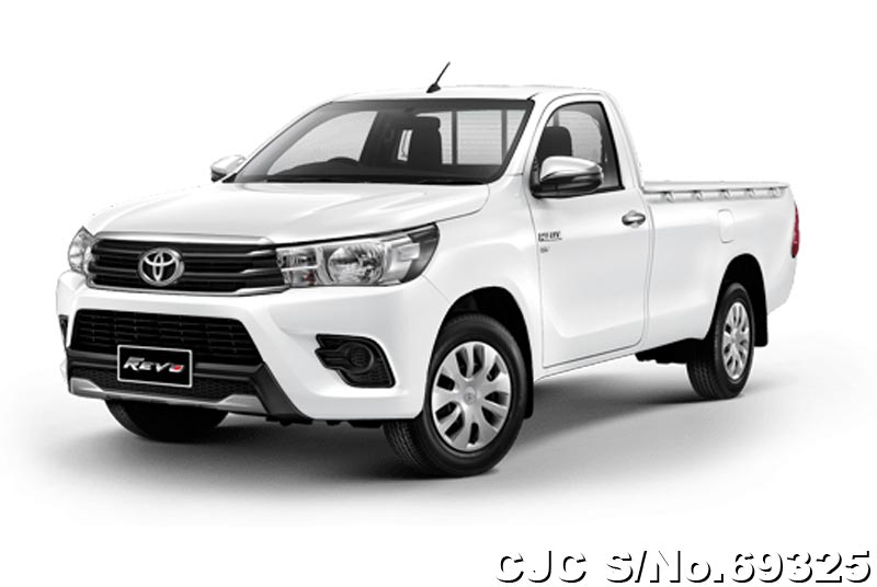 2019 Toyota Hilux Silver For Sale Stock No 69325