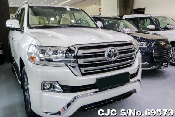 2016 Toyota / Land Cruiser Stock No. 69573