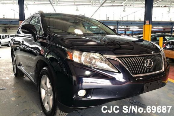 2010 Lexus / RX 350 Stock No. 69687