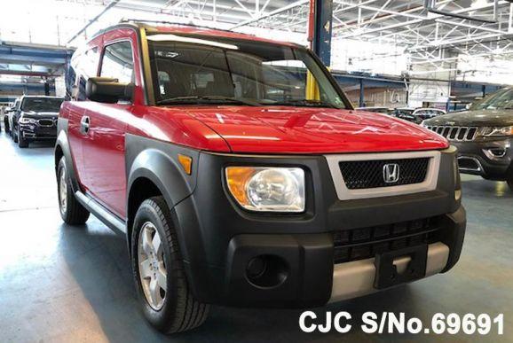 2005 Honda / Element Stock No. 69691