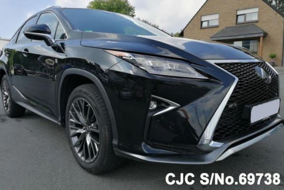 2018 Lexus / RX 200 Stock No. 69738