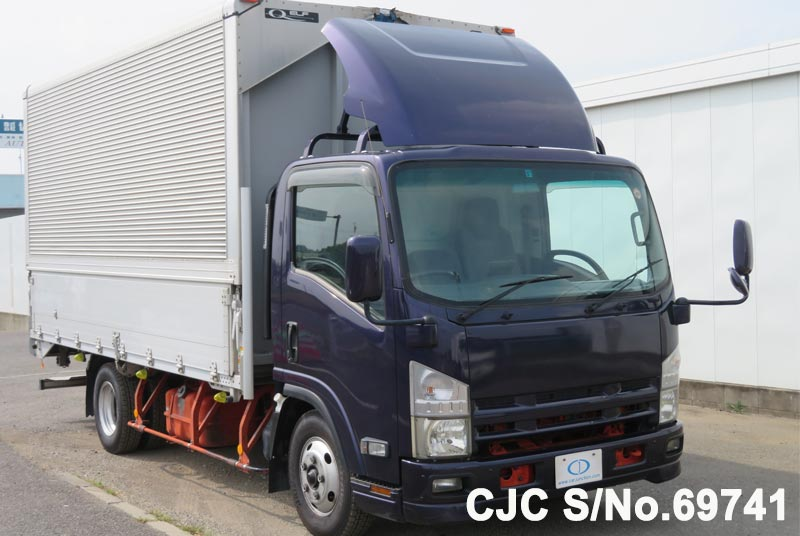 2007 Isuzu / Elf Stock No. 69741
