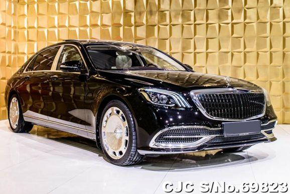 2019 Mercedes Benz / S Class Stock No. 69823