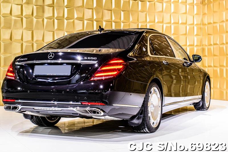 Brand New 2019 Left Hand Mercedes Benz S Class Black ...