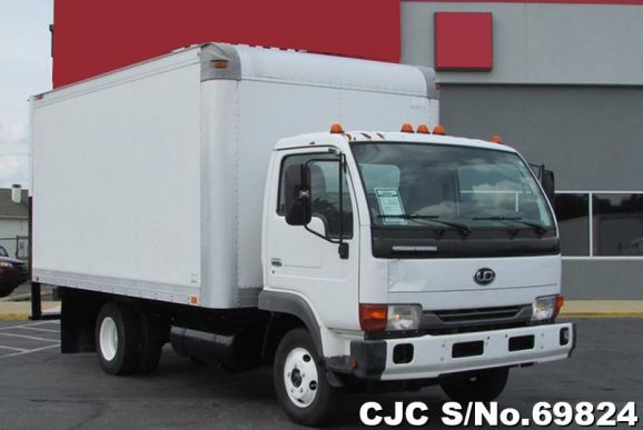 2007 Nissan / UD Stock No. 69824