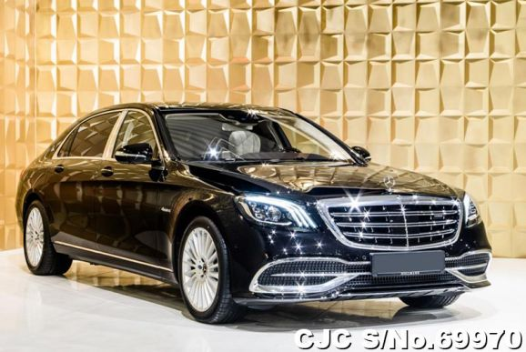 2018 Mercedes Benz / S Class Stock No. 69970