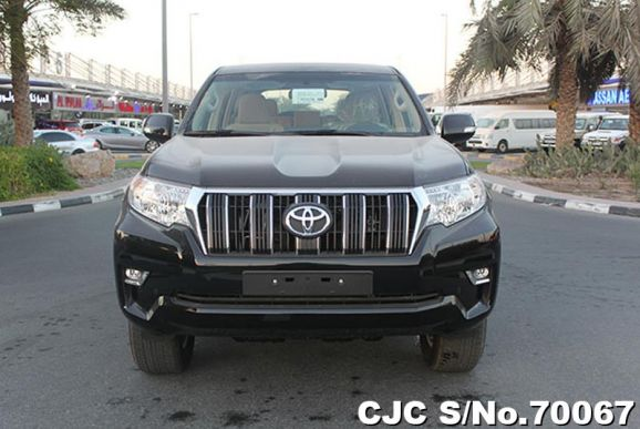 2018 Toyota / Land Cruiser Prado Stock No. 70067