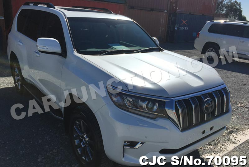 2019 Toyota / Land Cruiser Prado Stock No. 70095