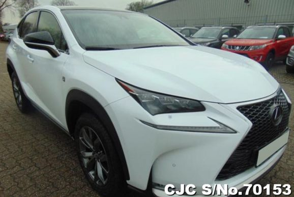 2017 Lexus / NX 200 Stock No. 70153