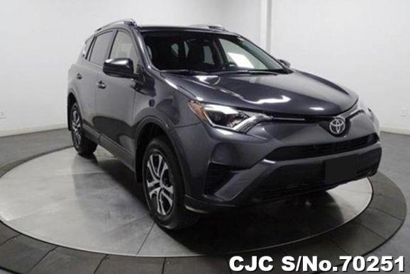 2018 Toyota / Rav4 Stock No. 70251