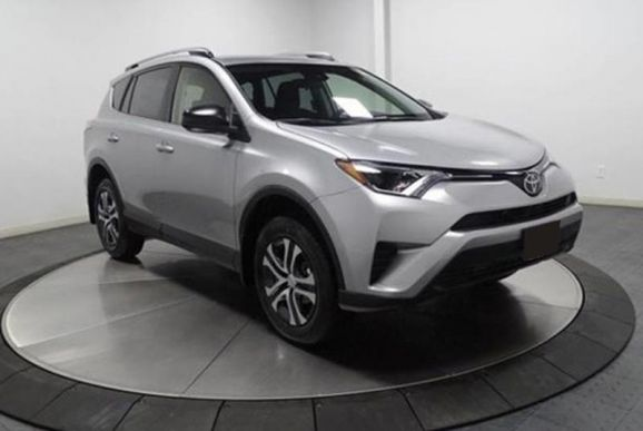 2018 Toyota / Rav4 Stock No. 70253