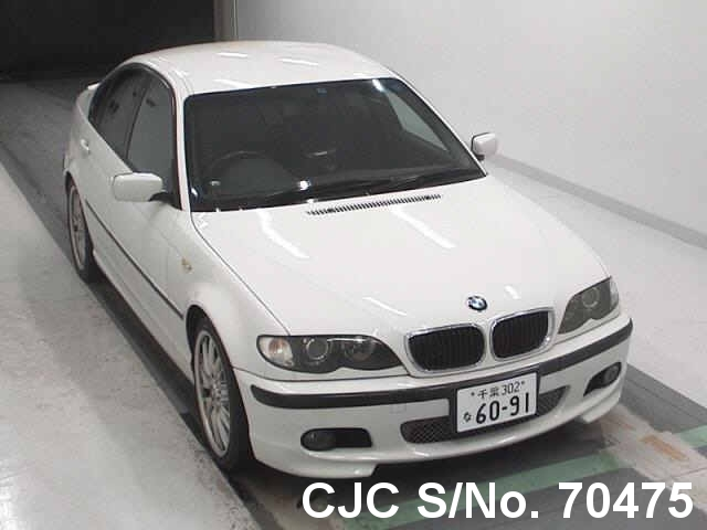 2003 BMW 3 Series Stock No 70475
