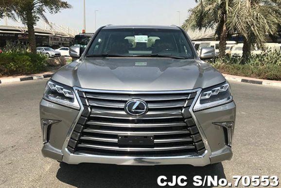 2018 Lexus / LX 570 Stock No. 70553
