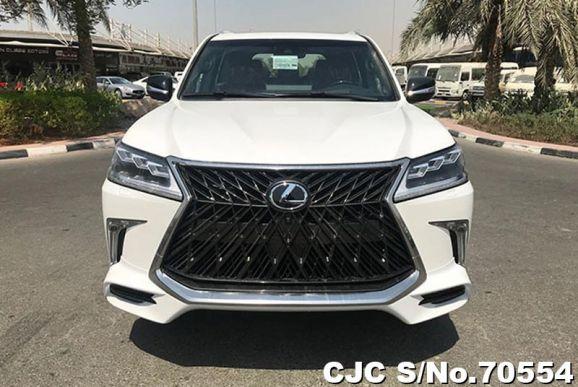2018 Lexus / LX 570 Stock No. 70554