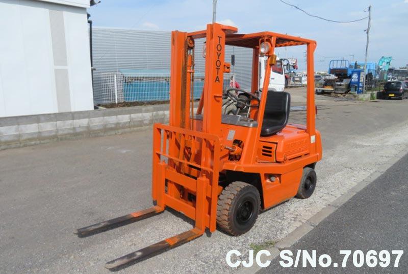 Used Toyota 4FGL15 Forklift for sale | model | CJC- 70697