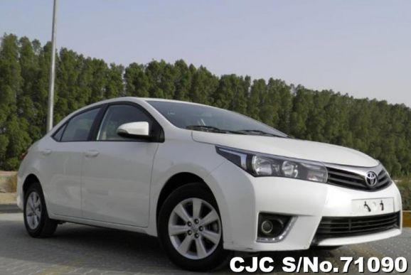 2015 Toyota / Corolla Stock No. 71090