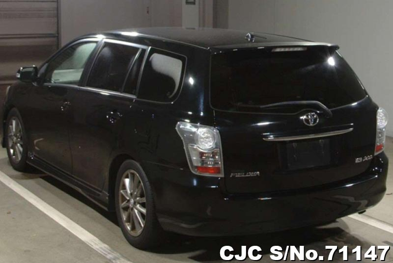 2010 Toyota / Corolla Fielder Stock No. 71147
