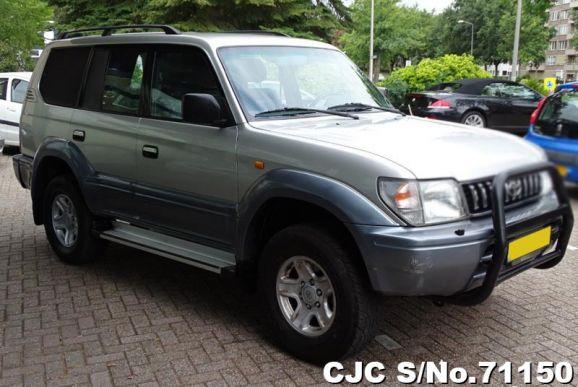 1998 Toyota / Land Cruiser Stock No. 71150