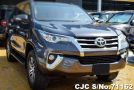 2017 Toyota / Fortuner Stock No. 71162
