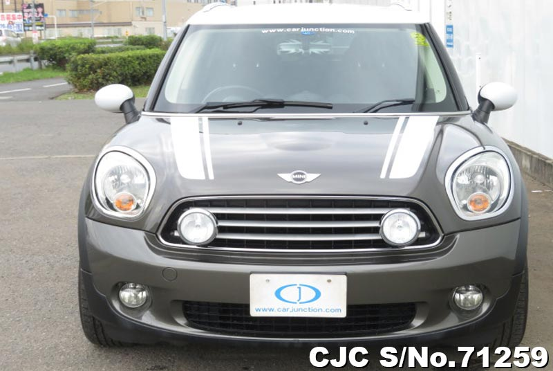 2011 BMW / Mini Cooper Stock No. 71259