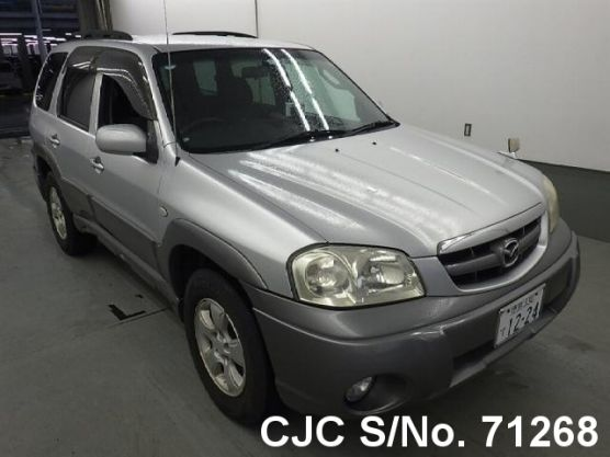 2002 Mazda / Tribute Stock No. 71268