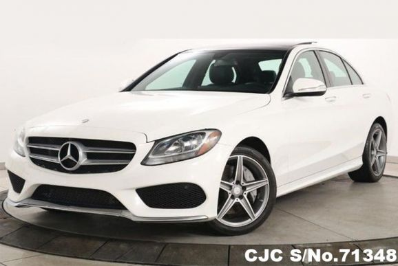 2015 Mercedes Benz / C Class Stock No. 71348