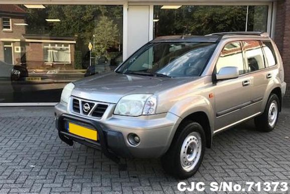 2001 Nissan / X-Trail Stock No. 71373