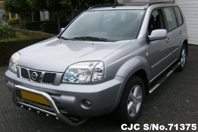 2005 Nissan / X-Trail Stock No. 71375