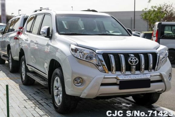 2015 Toyota / Land Cruiser Prado Stock No. 71423