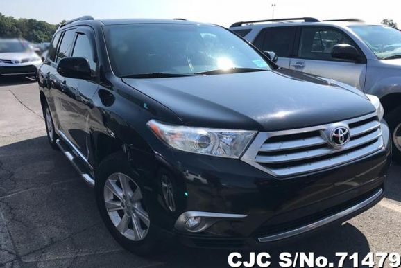 2012 Toyota / Highlander Stock No. 71479