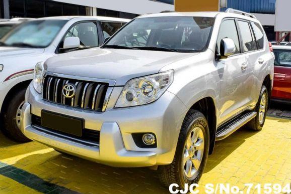 2012 Toyota / Land Cruiser Prado Stock No. 71594