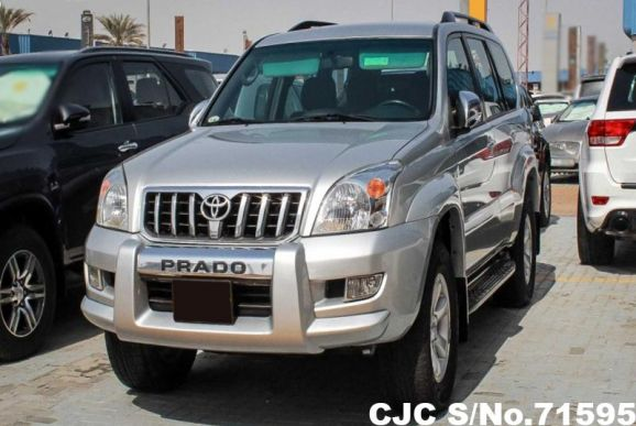 2004 Toyota / Land Cruiser Prado Stock No. 71595